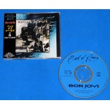 Bon Jovi - Bed Of Roses - Cd Single - Japão - 1992