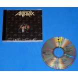 Anthrax - Among The Living - Cd - USA - 1987