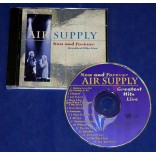 Air Supply - Now and Forever Greatest Hits Live - Cd - 1995