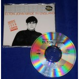 Elton John - Made In England - Cd Maxi-Single - 1995