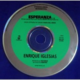 Enrique Iglesias - Esperanza - Cd Single - 1998 - Promocional