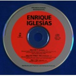 Enrique Iglesias - Solo En Ti - Cd Single - 1997 - Promocional