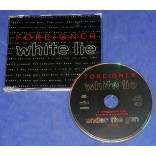 Foreigner - White Lie - Cd Single - 1994 - Alemanha