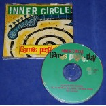 Inner Circle - Games People Play - Cd Maxi-Single - 1994 - Alemanha