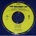 Live - The Dolphin's Cry - Cd Single Promo - 1999