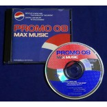 Promo 08 - Max Music - Cd Promocional - 1998
