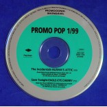 Promo Pop - 1/99 - Cd Promocional - 1999