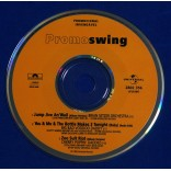 Promo Swing - Cd Promocional - 1999 Brian Setzer Big Bad Voodoo Daddy