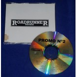 Roadrunner Records Promo nº 02 - Cd - 1998 - Soulfly Bauhaus Prodigy
