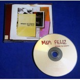 Adriana Calcanhotto - Mais Feliz - Cd Maxi-Single - 1998 - Promocional