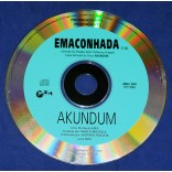 Akundum - Emaconhada - Cd Single - 1996 - Promocional