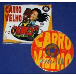 Banda Eva - Carro Velho ‎- Cd Single - 1998 - Promocional - Ivete Sangalo