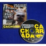 Gabriel O Pensador - Cachorrada - Cd Single - 1999 - Promocional
