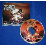 Jigaboo - Fim Do Mundo - Cd Single - 1999 - Promocional