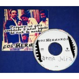 Los Hermanos - Anna Julia - Cd Single - 1999 - Promocional