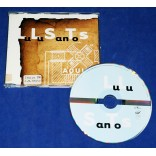 Lulu Santos - Aquilo - Cd Single - 1999 - Promocional