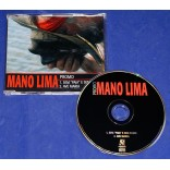 Mano Lima - Sem Paia e Sem Fumo - Cd Single - Promocional