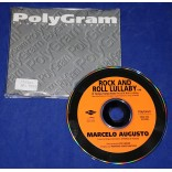 Marcelo Augusto - O Tempo Volta Atrás - Cd Single - 1998 - Promocional
