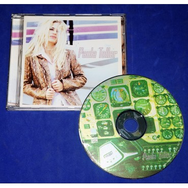 Paula Toller - 1º - Cd - 1998 - Kid Abelha