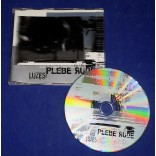 Plebe Rude - Luzes - Cd Single - 2000 - Promocional