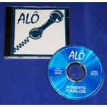 Roberto Carlos - Alô - Cd Single - 1994 - Promocional