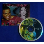 Gloria Estefan & SPC - Santo Santo - Cd Single - 1999 - Promocional