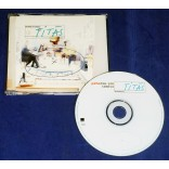 Titãs - Pelados Em Santos - Cd Single - 1999 - Promocional