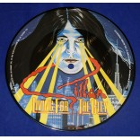 "Gillan - Living For The City - 7"" Single Picture Disc - 1982 - UK"