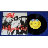 "Girl - Hollywood Tease - 7"" EP + Poster - 1980 - UK NWOBHM"