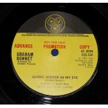 "Graham Bonnet - Ghost Writer In My Eye - 7"" Single - 1974 - UK - Promocional"