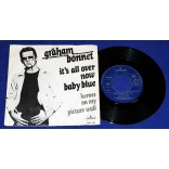 "Graham Bonnet - It's All Over Now, Baby Blue - 7"" Single - 1977 - Holanda - Rainbow"