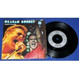 "Graham Bonnet - Night Games - 7"" Single - 1981 - UK - Rainbow - Autografado"