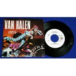 "Van Halen - Panama - 7"" Single Promocional - 1984 - USA"