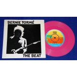 "Bernie Tormé - The Beat - 7"" Single Rosa - 1980 - UK"