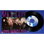 "Vixen - Love Made Me - 7"" Single - 1989 - USA"