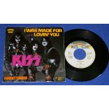 "Kiss - I Was Made For Loving You - 7"" Single - 1979 - Alemanha"