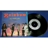 "Rainbow - All Night Long - 7"" Single - 1980 - UK"