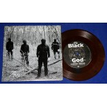 "Black God - Three - 7"" Compacto Splatter - 2013 - USA"