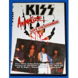 Kiss - Animalize Live Uncensored - Dvd - Brasil