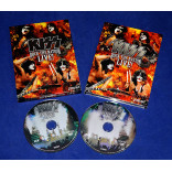 Kiss - Rock The Nation Live! 2 DVDs c/ Slipcase  2005 USA