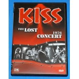 Kiss - The Lost Concert 1976 - Dvd - 2003 -Brasil