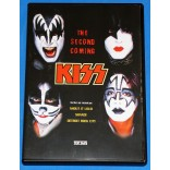 Kiss - The Second Coming - Dvd - 2001 - Brasil