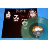 Kiss - 1º - Lp Verde - USA - Lacrado
