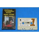 Creedence Clearwater Revival - Cosmo's Factory - Fita K7 - 1983