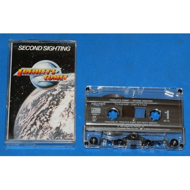 Frehley's Comet - Second Sighting - Fita K7 - 1988 - USA - Kiss