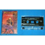 Megadeth - Peace Sells... But Who's Buying? - Fita K7 - 1986 - USA
