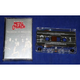Metal Church ‎- Blessing In Disguise - Fita K7 1989 USA