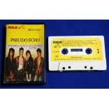 Pseudo Echo - Love And Adventure - Fita K7 - 1988