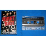 Quiet Riot - The Best Of - Fita K7 - 1989 - USA