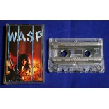 WASP - Inside The Electric Circus - Fita K7 - 1986 - USA
